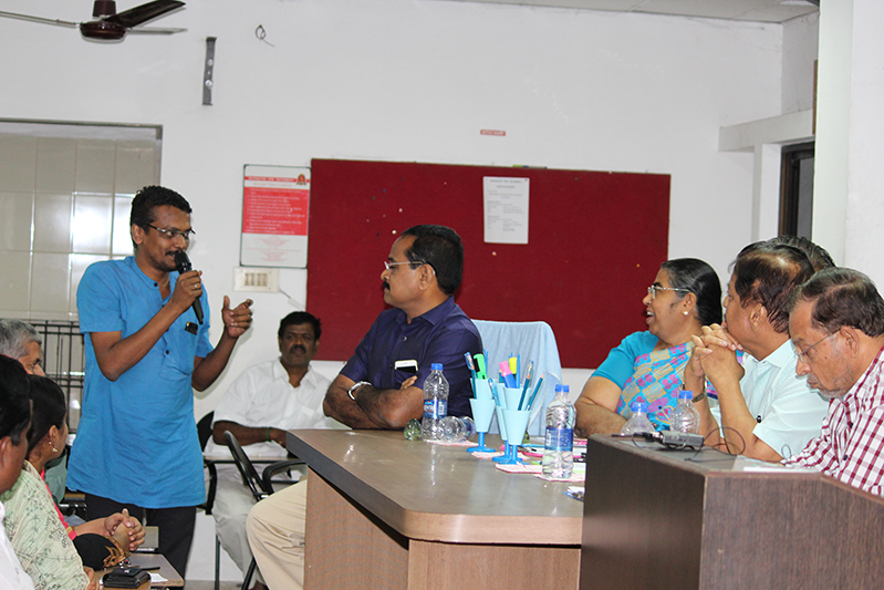 Mr.Allaudin IAS - Sigaram is an I.A.S. Coaching Institute