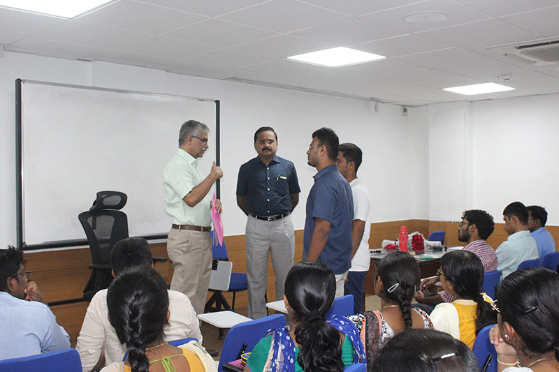 Mr.P.Muthusamy IRS - Sigaram is an I.A.S. Coaching Institute